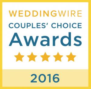 Wedding Wire Couple's Choice Awards 2016
