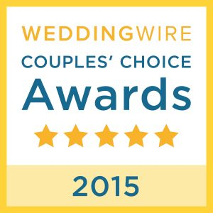 Wedding Wire Couple's Choice Awards 2015